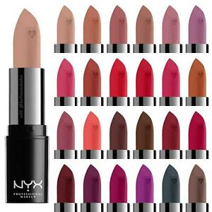 NYX Shout Loud Satin Lipstick, You Choose
