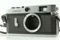 [Exc+3] Canon P 35mm Rangefinder Film Camera Body leica L39 mount From JAPAN