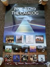 """Pink Floyd lot of 3 original US. 2000 promo posters 30"""" by 20"""" in excellent cond"""
