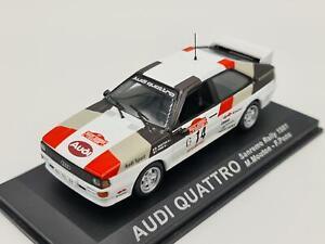 1/43 1981 Audi Quattro - Sanremo Rally - Mouton / Pons