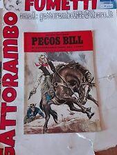 Nuova Collana Pecos Bill N.2 Anno 1970 raro -  Ed.inteuropa buono++