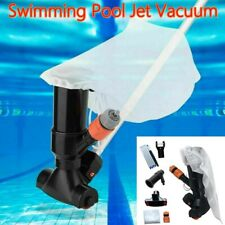 More details for swimming pool jet vacuum with pole vac suction hoover clean hot tub maintenance