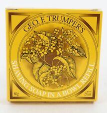 Geo. F. Trumper's 2.5 oz. NEW Sandalwood Shaving Soap In A Bowl Refill 281S