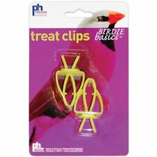 "LM Prevue Birdie Basics Treat Clips  2 Pack - (1.5""W x 2.25""H)"