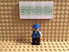 LEGO® Figur Minifig Coast Guard City Center #RES008 Town Set 6437 6435