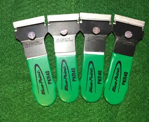 BLUE POINT BY SNAP ON REPLACEABLE SINGLE SIDED RAZOR  SCRAPER PKR40 GREEN (1off)