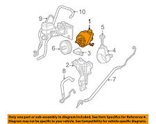 GM OEM-Power Steering Pump 15909826
