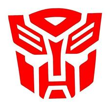 AUTOBOT TRANSFORMERS JDM RACING IMPORT 6X6 CAR TRUCK WINDOW LAPTOP STICKER DECAL