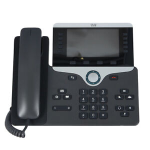 Cisco CP-8811-K9 Unified 8811 5 inch. Display VoIP
