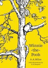 Winnie-the-Pooh by A. A. Milne (Paperback, 2016) Free UK Delivery 9781405281317