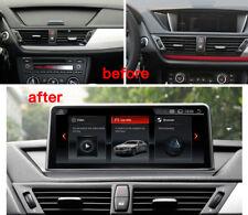 "AUTORADIO 10.25"" Android Quad-Core BMW Serie X1 f48 NBT Navigatore Wifi Usb"