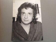 MICHEL SARDOU - PHOTO DE PRESSE ORIGINALE 13x18cm