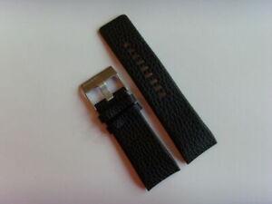 Diesel Original Spare Band Leather Wrist DZ4032 DZ4031 DZ4028 Watch Black