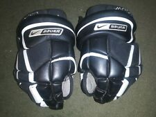 "New listing Nike Bauer Vapor Pro Series Gloves Junior 12"""