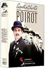 HERCULE POIROT SAISON 3 DVD PAR AGATHA CHRISTIE NEUF