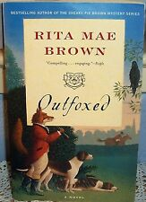 Out Foxed Rita Mae Brown (2005) - Used - Trade Paper (Paperback)