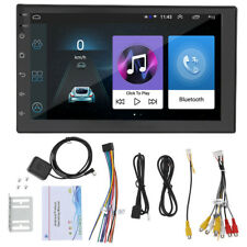 7inch Android 9.1 Car Stereo Gps Navigation Radio Player Double Din Wifi Us