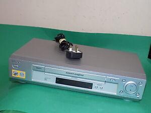 SONY SLV-SE730 Video Cassette Recorder VHS Smart Engine VCR Quality TESTED