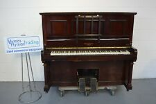 More details for autoplayer london pianola + 30 rolls needs attention keys sticky etc free p+p
