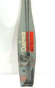 Vintage Daiwa 401A Fishing Reel & Rod Freshwater Minimalist Fishing Reel New