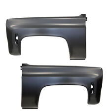 73-80 Chevy GMC Truck Blazer Jimmy Suburban Front Fenders Pair New