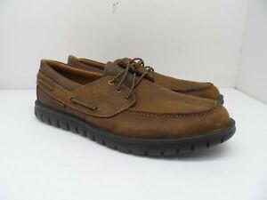 Skechers Men's MOREWAY - WALKEN Casual Shoe 204142 Brown Size 12M