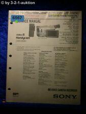 Sony Service Manual CCD trv14e trv24e trv34 trv44 trv32 trv52 (#6567)