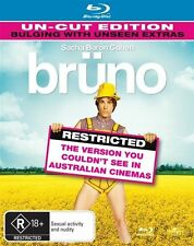 Bruno (Blu-ray, 2009), NEW SEALED
