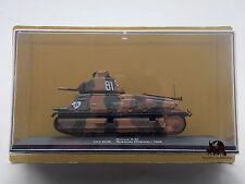Miniature IXO Char d'assaut Somua S-35 1ere DLM Quesnoy France 1940 Neuf Tank