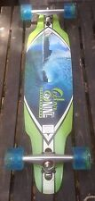 "NEW Sector 9 Nine - 38.1"" Drifter downhill longboard cruiser skateboard Complete"