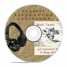 A CONNECTICUT YANKEE IN KING ARTHUR'S COURT-MP3 CLASSIC AUDIOBOOK LITERATURE-A33