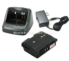 G-80LI +G-15A Battery Charger Set for Yaesu VX-6R,VX7R,FNB80li,CD15A,NC72,vertex