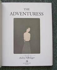 AUDREY NIFFENEGGER SIGNED THE ADVENTURESS 1/1 UK HB NEW