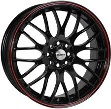 "ALLOY WHEELS 15"" BR CALIBRE MOTION FOR AUDI 80 90 100 MAZDA 121 2 SAAB 900 4x108"