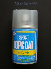MR HOBBY GUNZE Topcoat Spray Trasparente  OPACO 86 ml