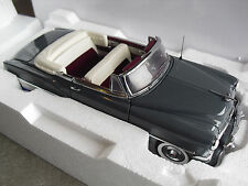 RARE Franklin Mint Precision 1/24 1954 Chevy Bel Air LE Car THE #1 Serial NIB