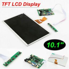 10.1'' HDMI Touch Screen TFT LCD Panel Module Shield 1024x600 For Raspberry Pi