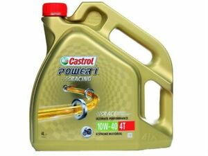 15043F Aceite Castrol Power 1 10w40 4L  Moto