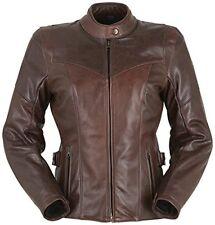 Blousons Furygan en cuir pour motocyclette pour femme