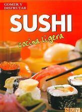 Leichte Sushi- KÃ1/4che. essen und genießen. (Comer y Disfrutar) (Spanish