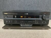 Yamaha HTR-5450 5.1 AV surround receiver has impedance selector for speakers