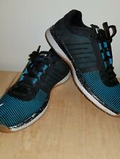 Nike Zoom Speed TR3 Sneaker/Mens/ Black/Cyan/Blue/Size 9.5/*Excellent Condition*
