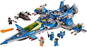 LEGO Movie 70816 Benny's Spaceship NEW WITH NO BOX