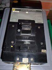 SQUARE D 400 AMP LA36400 SERIES 4  I LINE 3 PHASE MCCB CIRCUIT BREAKER