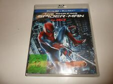Blu-Ray  The Amazing Spider-Man 3 D