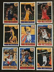 2013-14 HOOPS / PANINI SINGLES*SELECT FROM MENU LIST*Buy 10 += free Shipping
