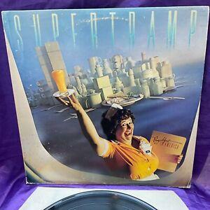 "Supertramp Breakfast In America Album 1979 12"" Vinyl LP Record"