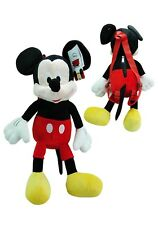 Disney Mickey Mouse 15 Inches Plush Backpack