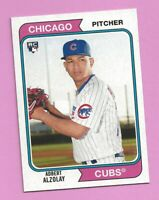 2020 Topps Archives Adbert Alzolay RC #171 Chicago Cubs
