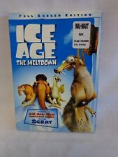 Ice Age: The Meltdown (DVD, 2006, Full Frame)